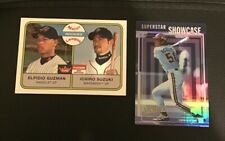 2001 Ichiro Suzuki Fleer Platinum #252 and Upper Deck Victory # SS1 Rookie Cards