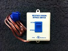 Hunter Rain Sensor Bypass Switch