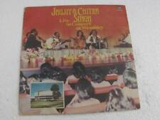 Jagjit Singh Chitra Singh live in Concert Wembley LP Record Bollywood India-1140
