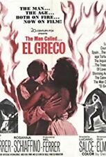 """16mm Feature """"EL GRECO"""" (1966)   *NOT ON DVD*   Mel Frerrer Ennio Morricone"""