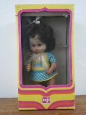 POUPEE CEJI CLODREY DERNIERE NEE circa. 1970 (?) vintage Doll