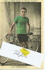 Cyclisme, ciclismo, wielrennen, radsport, cycling, JEROME DUFROMONT