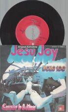"""7"""" JESUS JOY APOLLO 100"""