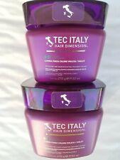 2  New Tec Italy Lumina Forza Colore Violeta/Violet 9.52 oz each 270 gr each