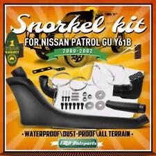 LHS Snorkel Kit for Nissan Patrol GU Y61B Series 1 2 3 4WD Diesel 2000-2002