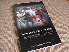 From Habakkuk to SARA: A memoir of the Reverend Stephen Szilagyi and his Foundin