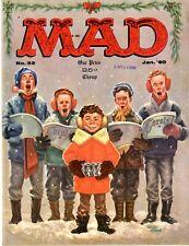 Mad    #52   FINE   January 1960