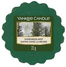 Yankee Candle Wax Melt wax Tarts Evergreen Mist X 24 NEW
