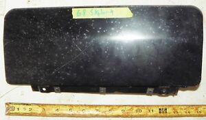 1968 BUICK SKYLARK GRAN SPORT ORIGINAL GLOVE BOX DOOR
