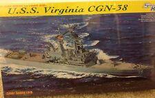 "Kit montaggio nave 1:700 DRAGON  SMART KIT ""U.S.S VIRGINIA CGN-38"""