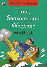 Time, Seasons and Weather Workbook / 2-teiliges Set / Englische Kinderbücher