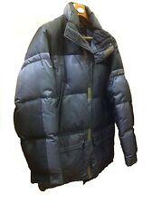 GAS giacca giubbotto imbottito in piuma d'oca caldo leggero mis XL-XXL