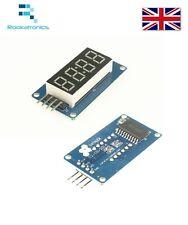 À 4 chiffres 7 seven segment tube led module d'affichage TM1637 pour Arduino Raspberry PI