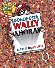 Donde esta Wally ahora? (Spanish Edition)-ExLibrary