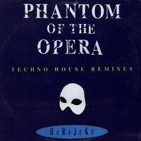 Harajuku Phantom of the opera-Techno House Remixes (#zyx/dst1096) [Maxi-CD]