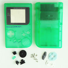 Night Light Noctilucent Housing Shell Case for Game Boy Classic DMG Clear Green