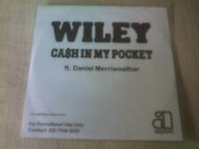 WILEY / DANIEL MERRIWEATHER - CASH IN MY POCKET - UK PROMO CD SINGLE