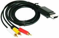 Cavo AV per Xbox 360 RCA Audio Video Composito Originale Microsoft X821376-001