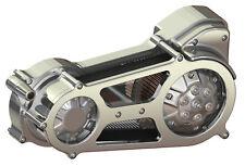 """Ultima Polished 2"""" Bagger Belt Drive for 1990-2006 Harley FLT, FLH, & FXR Models"""