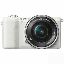 Sony White Digital Cameras