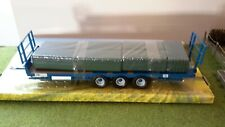 Britains Kane Bale Trailer Play Set 1/32 Scale Brand New.