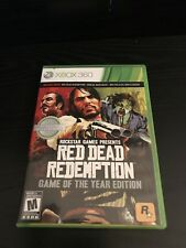 XBOX 360 Rockstar Games Presents Red Dead Redemption Game Of The Year Edition