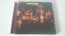 ASTONVILLA - LIVE ACOUSTIC - CD ALBUM