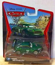 CARS 2 Disney Pixar 20 Nigel Gearsley