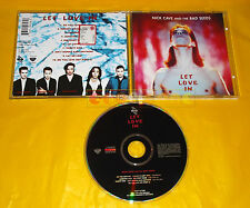 Nick Cave and the Bad Seeds - LET LOVE IN - CD