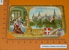 CHROMO LIEBIG FLEISCH-EXTRACT 1905 S 808 FREDERIKSBORG KOBENHAVN DANMARK