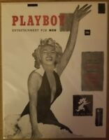Playboy December 1953 1st REISSUE * Brand New Condition * Free Shipping USA*