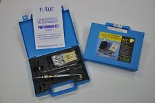 Woodturning 1MT Deluxe colleted PEN trasformando KIT con COLT Drill pm1kcc