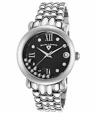 Swiss Legend Women's Diamond Quartz Watch Silver Stainless Steel 22388-11
