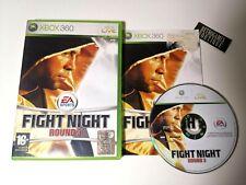 EA Sports FIGHT NIGHT ROUND 3 Xbox 360 PAL ITA
