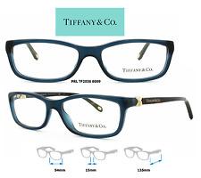 Tiffany & Co. TF2036 8099 Eyeglass Frames  Dark Blue Size 54mm RX