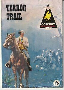 Western: Cowboy Adventure Library Comic #19 Micron 1964