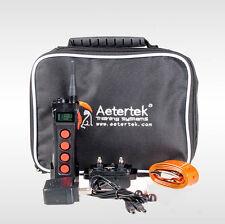 Aetertek 919C Dog Training Shock Collar Sound Remote 1100 Yards Desired Behavior