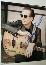 Graham Bonnet Signed Alcatrazz autograph Rainbow COA proof c