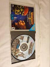 WarCraft II 2 Battle.net Edition by Blizzard disc