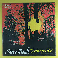 Steve Boult - Jesus Is My Sunshine - Pilgrim Records PRAISE-8 Ex Condition