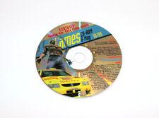 1999 PC Games CD Shadow Man Freespace 2 Fighting Steel MechWarrior 3 Force 21