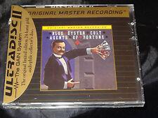 Blue Öyster Cult Agents of Fortune Sealed 24kt Gold Cd USA 1996 MFSL UDCD 1-697
