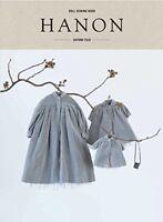 New Doll Sewing Book Hanon Cordinate Recipe Handmade Cloth Blythe Pullip Japan