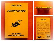 Johnny Havoc -John Jakes -Le Masque N° 2205