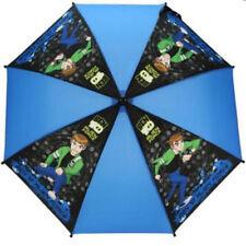 Ben 10 Umbrella Perletti Ultimate Alien Niños Chicos Brolly Lluvia para Niños Verde