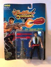 Jack Tenrec Cadillacs & Dinosaurs 1993 Tyco Action Figure Sealed Card