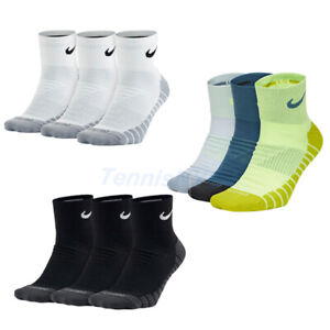 NIKE Everyday Max Cushion Ankle Socks Tennis Training Basketball Unisex SX5549