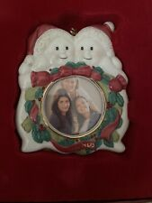 Lenox Friend Frame Ornament New In Box