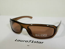 GUCCI 1479 Brown Marrone occhiali da sole sunglasses Unisex New Original