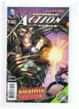 DC Comics New 52 Superman In Action Comics #23 NM Sept 2013